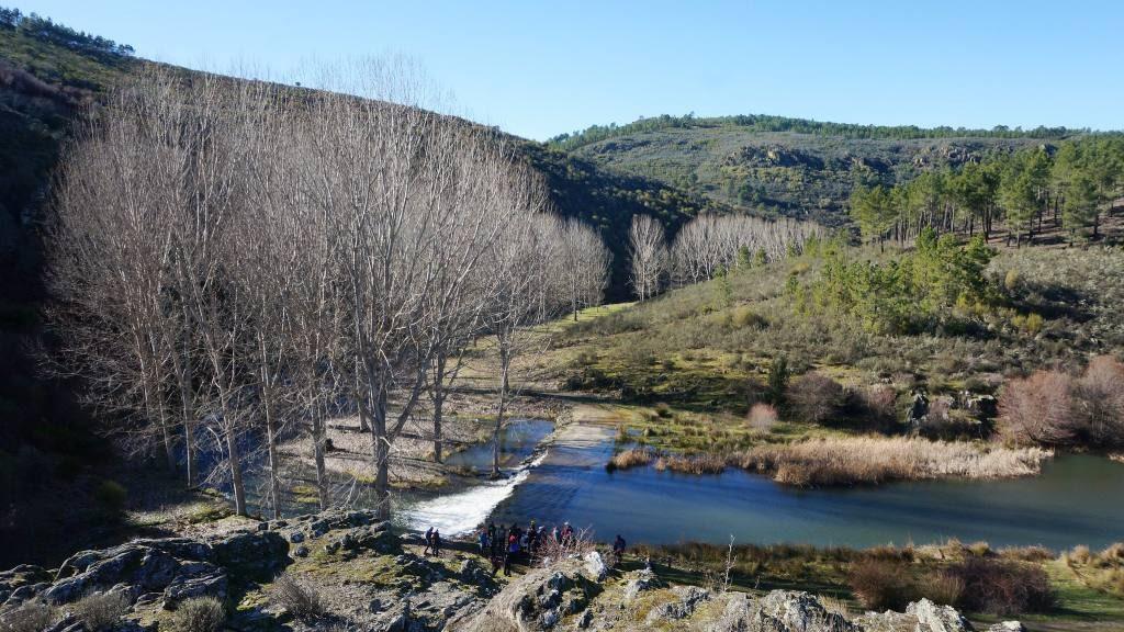 Entorno del río Manzanas cerca de Nuez de Aliste