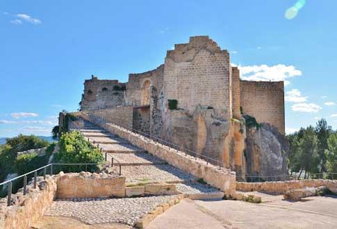 castillo montesa