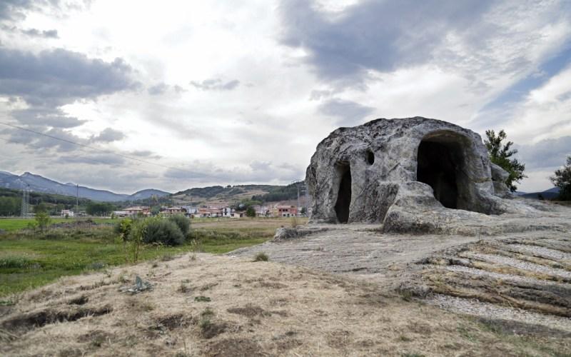 Ermita de San Vicente y Cervera de Pisuerga