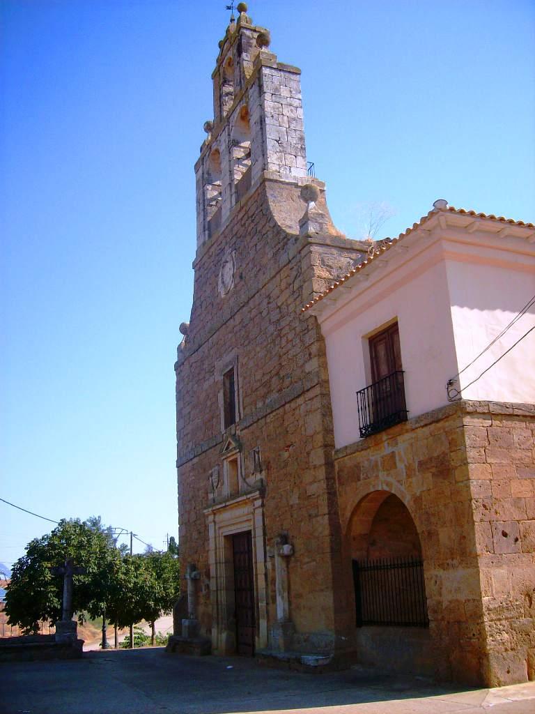 Ermita del Cristo de la Vera Cruz en Villanueva del Campo