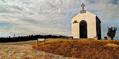 ermita espiritu santo muros nalon