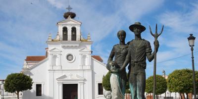 Ermita del Cristo del Humilladero en Granja de Torrehermosa