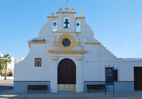 Ermita de San Antonio en Arahal
