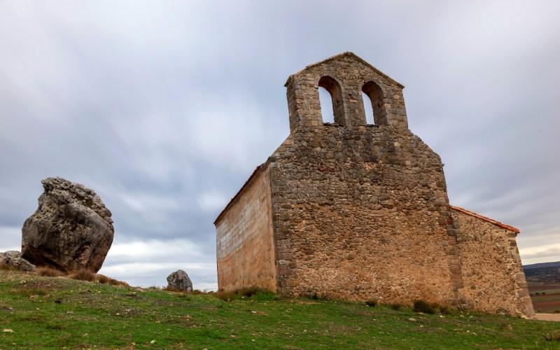 Ermita de San Miguel en Gormaz