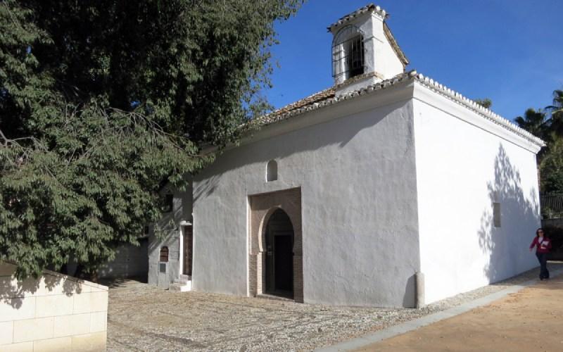 La ermita de San Sebastián de Granada