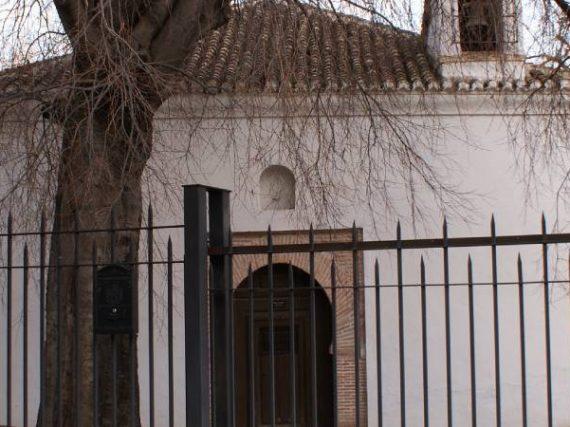 La ermita de San Sebastián, el último morabito en el que se escenificó la caída del Islam en España