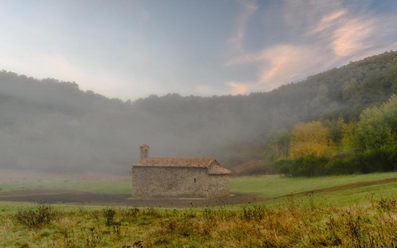 La ermita de Santa Margarida