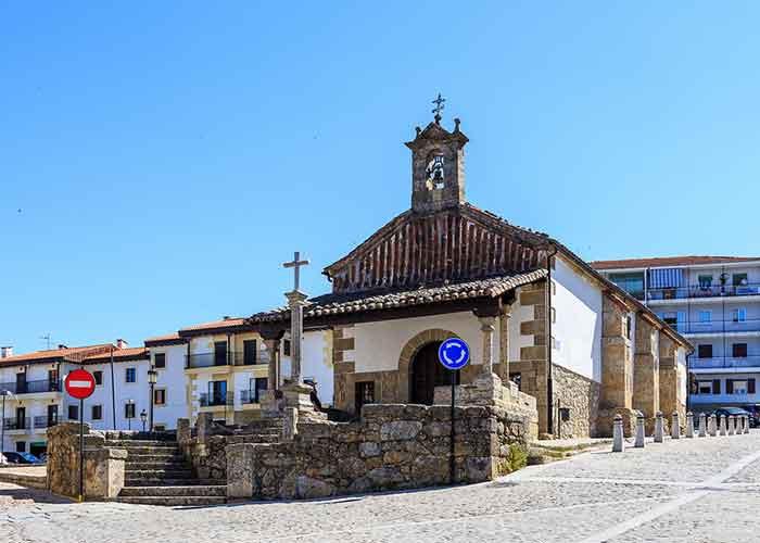 Ermita Humilladero candelario
