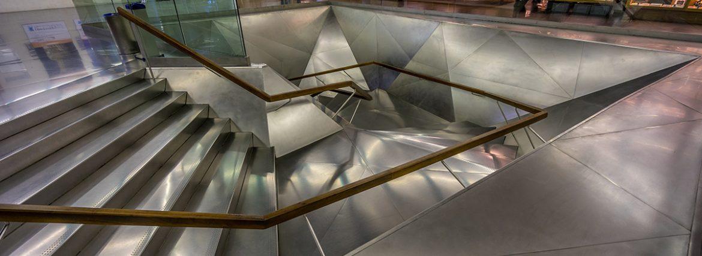 5 escaleras españolas fascinantes