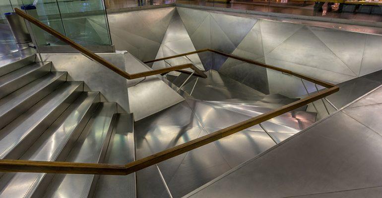 5 escaleras fascinantes