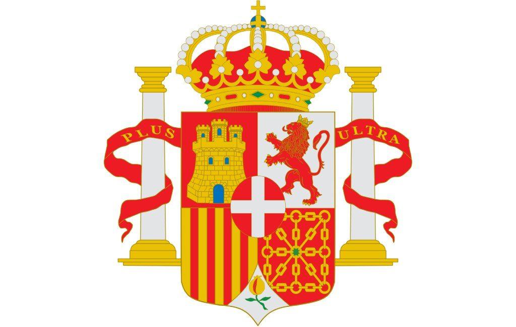 Escudo de España durante el reino de Amadeo de Saboya
