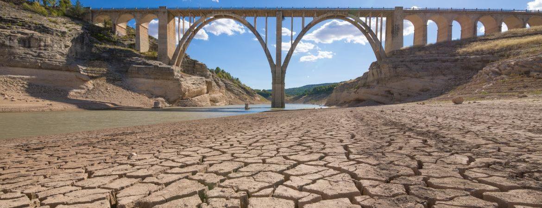 Puente seco Extremadura