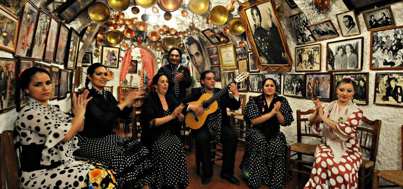 tablero flamenco espect culo