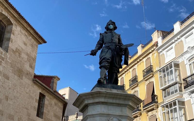 Estatua de Valencia