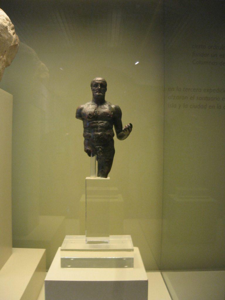 Estatua de Hércules Gaditano