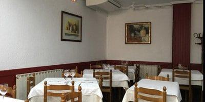Un repas à Estella - Lizarra