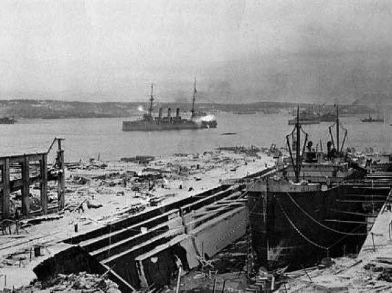 Las mayores catástrofes marítimas acontecidas hasta la fecha