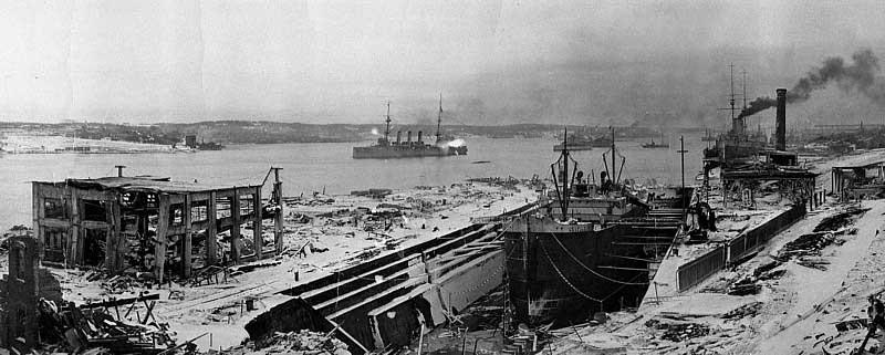 catástrofes maritimas espana