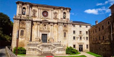 fachada monasterio samos