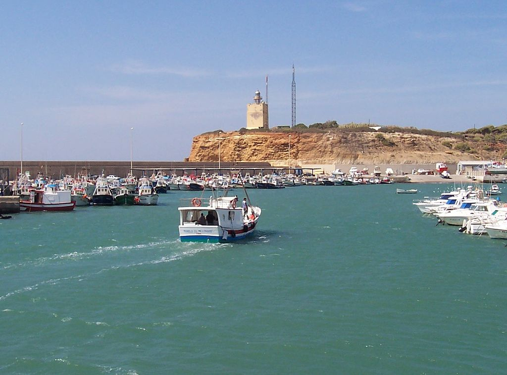 Faro de Roche Cádiz