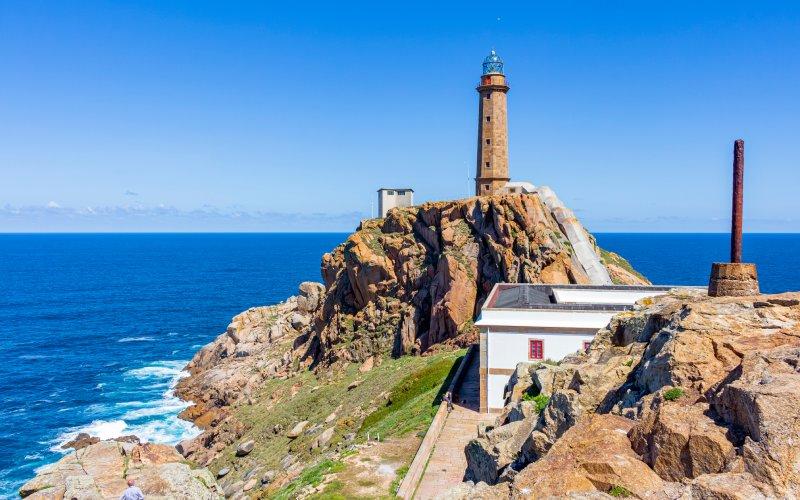 Faro de Vilán O Camiño dos Faros