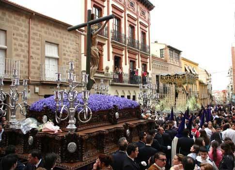 Semana Santa en Linares