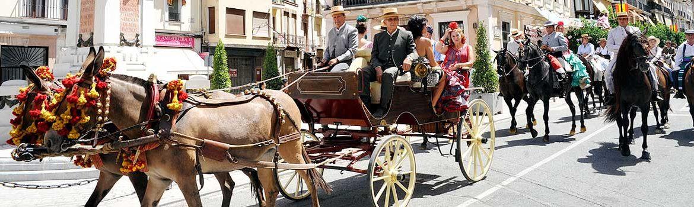 Feria de Agosto de Antequera