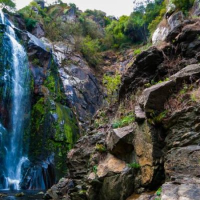 Fervenza do Toxa, las cascadas que reflejan la onírica esencia gallega