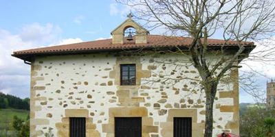 Ermita de San Andrés en Segura