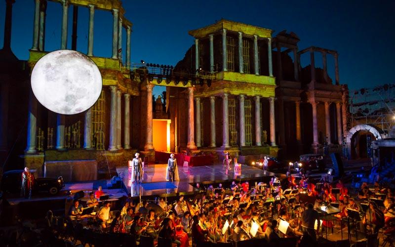 Festival de Théâtre Classique de Merida