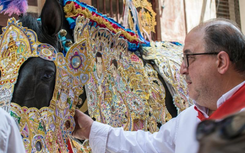 Fiestas tradicionales Caravaca de la Cruz