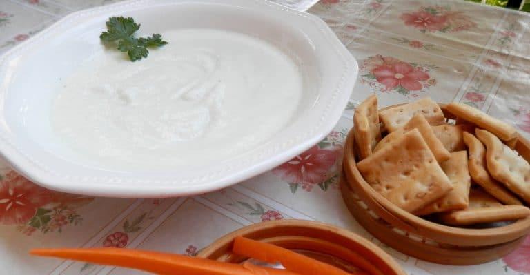 salsa griega pepino tzatziki