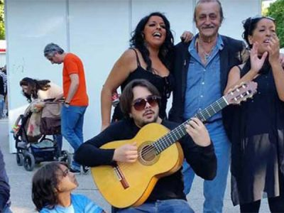 El Jardín del Flamenco: vivencias, testimonios y sapiencias de Juan Verdú