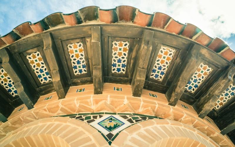 Los arcos de la Casa de los Navaja