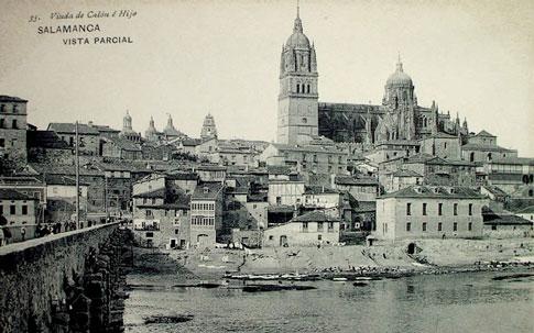 fotografia antigua salamanca
