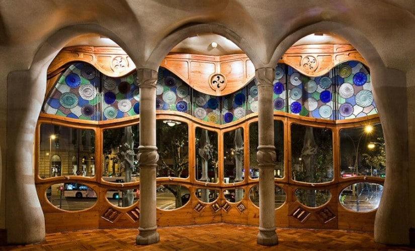 casas modernistas de Barcelona