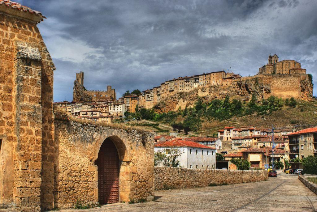 Frías pueblos medievales más bonitos de España