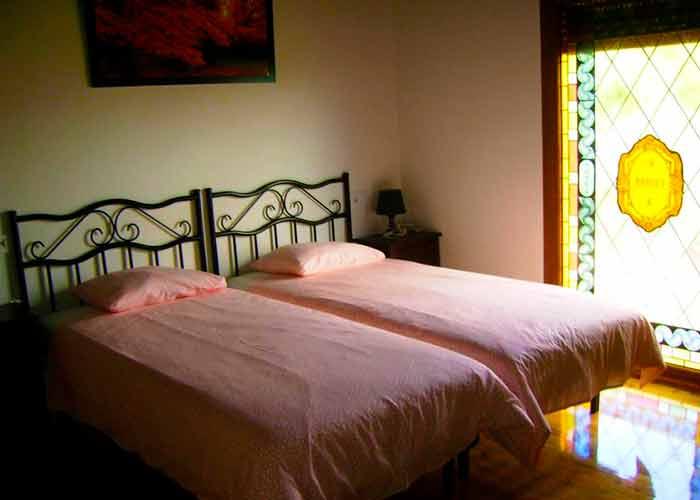 dormir valdedios mirador casa friera