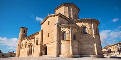 Panorámica de la Iglesia de San Martín