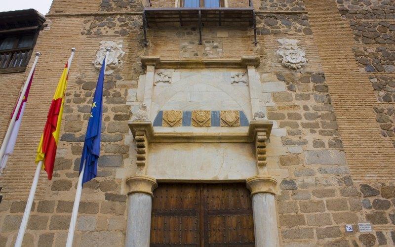 Palacio de Fuensalida Toledo