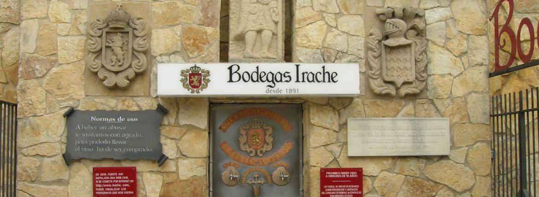 La fuente de vino de Irache, un clásico del Camino Francés