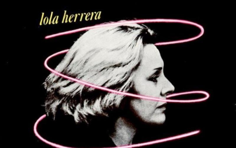 Función de noche, con Lola Herrera