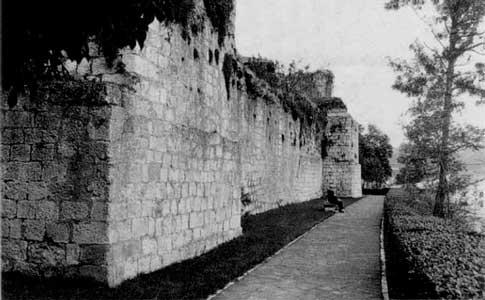 muralla agurain salvatierra