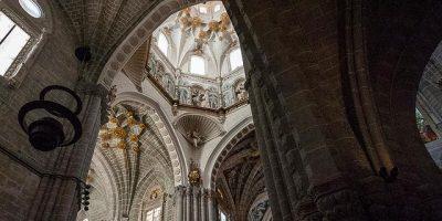 Catedral de Nuestra Señora de la Huerta en Tarazona
