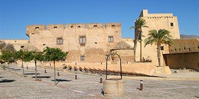 castillo marques velez cuevas almanzora
