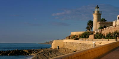 Castillo de Santa Ana de Roquetas de Mar