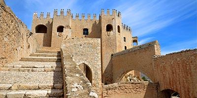 castillo velez blanco