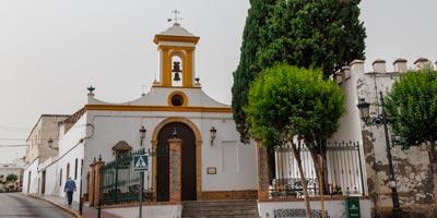 chiclana capilla cristo vera cruz