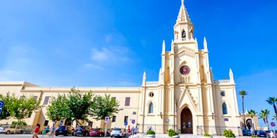 Iglesia de Nuestra Señora de Regla en Chipiona