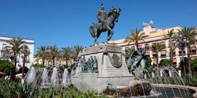 plaza arenal jerez frontera